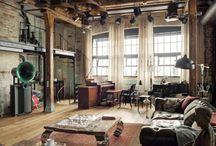 Home / Rustic, urban, studio