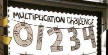 Math Themed Classroom Decor