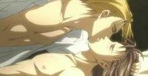 Al ♥ Ronmaru / Animé / Manga : Ikoku irokoi romanta