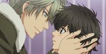 Haru ♥ Ren / Animé / Manga : Super Lovers