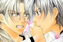 So-Ichi ♥ Morinaga / Animé / Manga : The tyran who fall in love