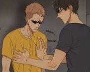 Lian ♥ Guan / Manga : 19 jours Shonen Aï