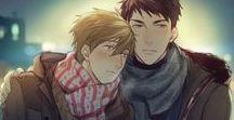 Makoto ♥ Sosuke / Animé : Free (Non yaoï)