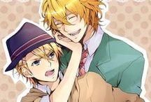 Shou ♥ Natsuki / Animé : Uta No Prince Sama (Non yaoï)