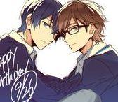 Miyuki ♥ Furuya / Animé : Ace of Diamond (Non yaoï)