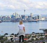 Nova Zelândia / Dicas de viagem sobre a Nova Zelândia. Passando por cidades como Auckland, Rotorua, Piha, Matamata (Hobbiton) e lago Tekapo.