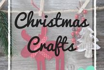 Christmas Crafts / Christmas Crafts - activities, rainy day, Christmas art, Christmas decorations