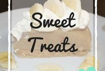 Sweet Treats / Sweet treats for all the family - dessert recipes, sweets, snacks, cakes, chocolate recipes, pudding recipes