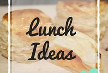 Lunch Ideas / Lunch ideas - quick lunch recipes, salad recipes, light lunch, budget lunch