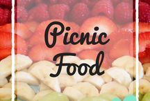 Picnic Food / Food and drink ideas for picnic food. Perfect for family summer days out! Find savoury and sweet snacks such as pastry, sandwiches, salads, etc.