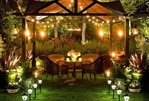 Backyard Re-do  / Starting the backyard design, inspiration and ideas to fill our outdoor space. / by Jessica Walsh