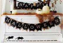 Holiday - Halloween / Hallween Costumes, Decor & Invite Ideas. / by Crystal Villela Melendez