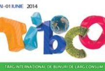 TIBCO la ROMEXPO / Targ international de bunuri de larg consum. www.tibco.ro / by Romexpo Bucuresti