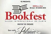 BOOKFEST la ROMEXPO / Salonul International de Carte Bookfest se desfasoara, anual, la ROMEXPO Bucuresti,  / by Romexpo Bucuresti