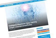 Medienecho / TWT in der Presse: News & Medienecho über TWT.
