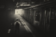 Trains / by Katie Wagner
