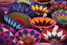 favorite baskets / by Sally Jarvis