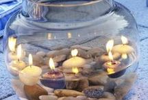 ~Candles and More Candles~ / by Eloise Linderman Byrd