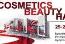 Cosmetics Beauty Hair - ROMEXPO / COSMETICS BEAUTY HAIR - Expozitie internationala de produse si echipamente pentru cosmetica, ingrijire corporala si coafura / by Romexpo Bucuresti