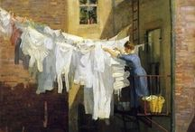 favorite clothes lines / by Sally Jarvis