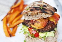 Burgers & Sandwiches Recipes / Recipes for Burgers, Sandwiches, Grilled Cheese and Tortas! / by Crystal Villela Melendez