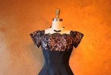 Vintage Becomes Me / All things pertaining to vintage clothing and accessories / by Cheryl