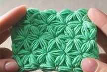 Crochet Tech / Tecniche e idee