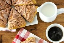 food {breakfast & pastries}