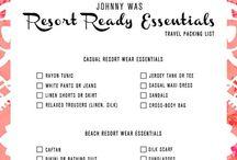 Resort Where? / by Cheryl