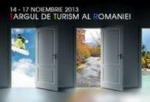 Targul de Turism al Romaniei - TTR 2013 / In perioada 14 – 17 noiembrie, la ROMEXPO va avea loc editia de toamna a Targului de Turism al Romaniei. Reunind peste 200 de expozanti din tara si din strainatate, in cadrul targului veti gasi cea mai mare varietate de oferte pentru petrecerea vacantelor de vis.  Va asteptam la Targul de Turism al Romaniei! Program de vizitare: 14.11.2013 – 16.11.2013 intre orele 10:00 – 18:00. 17.11.2013, intre orele: 10:00 – 16:00.  www.targuldeturism.ro, https://www.facebook.com/Targ.Turism.Romexpo / by Romexpo Bucuresti