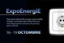 ExpoEnergiE 2013 / by Romexpo Bucuresti