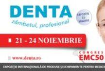 Denta 2013 / by Romexpo Bucuresti