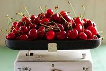Cherry / Seasonal Produce, Cherry Recipes and Cherry Related Products. Cherries are at their best in early summer months.