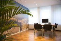 Impressionen unserer Agenturräume / Mitten in der Düsseldorfer City in fußläufiger Nähe zur Kö befinden sich die Agenturräume des TWT Headquarters. Ein paar Impressionen haben wie hier für Euch zusammengestellt.