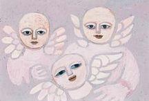 Australian Art - Mirka Mora