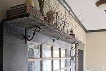 Barn Wood Projects / DIY ideas for Barnwood / by Kelly Smith MacDonald