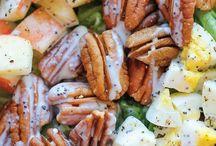 Salads, Salads, Salads / by Kelly Smith MacDonald