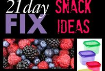 21 Day Fix Recipes / Recipes, Tips and Snack Ideas / by Kelly Smith MacDonald