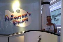 Disney Magic 2015 / Op 13 juni was ik een van de 10 gelukkige reisagenten uit Nederland die mee mocht naar Kopenhagen voor een bezoek aan de Disney Magic. Dit schip van de Disney Cruise Line is van 1998 maar in het najaar van 2013 zijn alle openbare ruimtes gerenoveerd. En de hutten van nieuwe stoffering voorzien. Het schip heeft drie restaurants waar je kan eten. Een gigantisch theater waar Disneyshows worden gehouden. En fantastische kinderfaciliteiten voor kleintjes en tieners. Kortom een geweldig schip