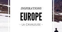 Voyage en Europe / Idéalisé pour son histoire, ses films et sa littérature légendaire, les paysages et les cultures de l'Europe attirent chacun de nous d'une façon ou d'une autre. Voici des idées d'escapades et de voyage en Europe. (France, Allemagne, Espagne, Islande, etc...)
