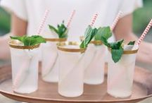Bar / How to DIY your wedding bar to perfection!
