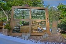 Wedding Signage / From welcome signs to drink menus, Wedding signs that are cuter than ever!