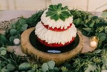 Wedding Cake and Desserts / Wedding sweets and dessert displays that are soooo YUMMY looking!