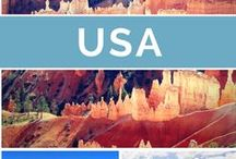 USA / The Best National Parks