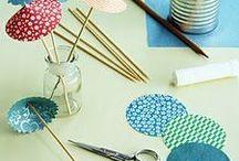 Papel DIY / Manualidades hechas con papel