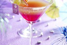 soleil, été, bien être, bonheur, cocktails
