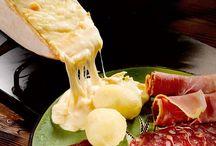 Le fromage : la base! / Car une vie sans fromages n'est pas une vie!!!