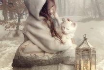 La beauté de l hiver / L'hiver son manteau blanc, ses paysages, sa magie tout simplement! ❄️❄️