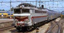 Préservées / Les engins ferroviaires qui ne sont plus en service commercial, mais qui ont évité la destruction, sauvegardé par des passionnés au sein d'associations ou pour des musées ferroviaires.