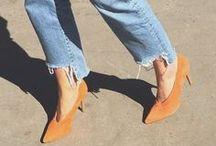 Inspiration : Accessoires et chaussures
